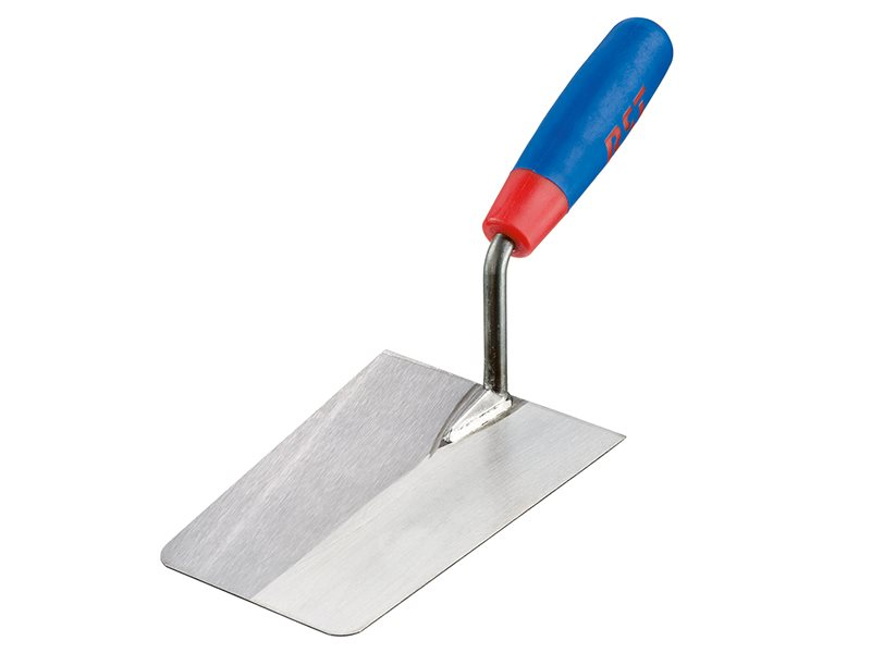 Bucket Trowel Soft Touch Handle 7in