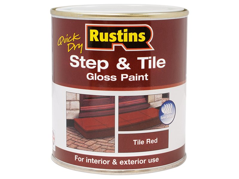 Quick Dry Step & Tile Paint Gloss