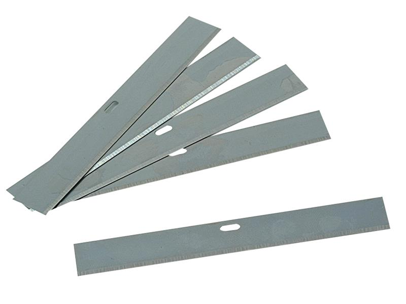 Heavy-Duty Scraper Blades (Pack of 5)