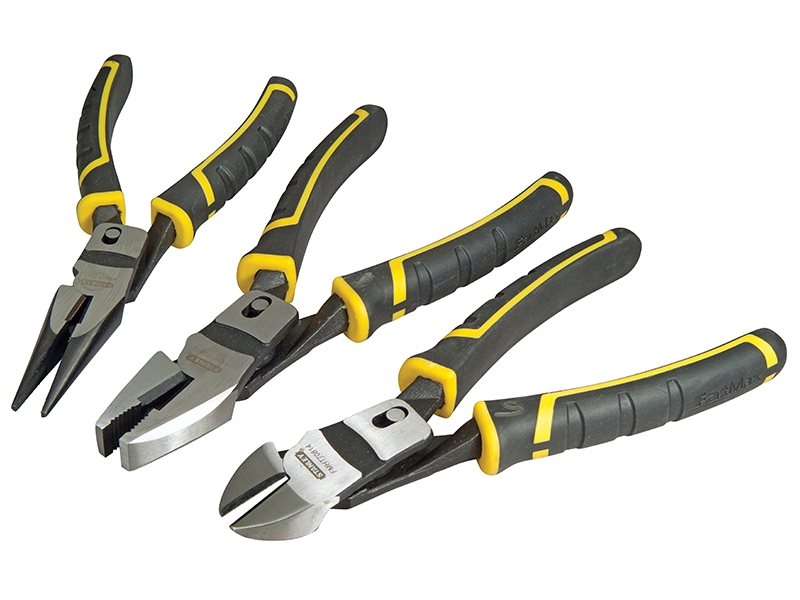 FatMax® Compound Action Pliers Set, 3 Piece