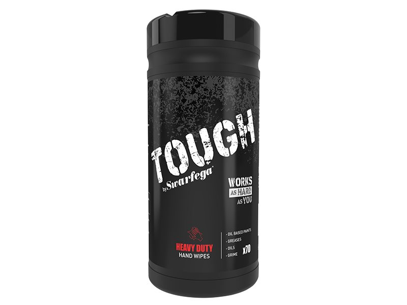 Tough® Hand Wipes (Tub 70)
