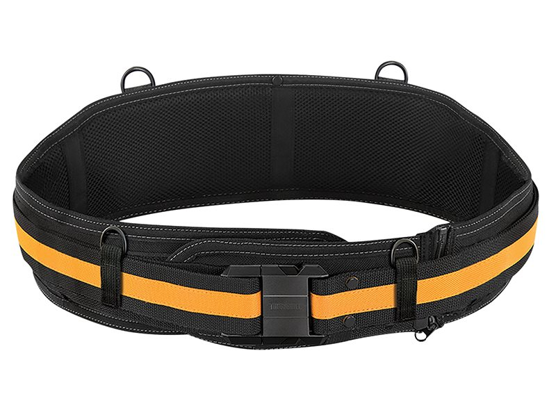 Padded Belt with Heavy-Duty Buckle & Back Support