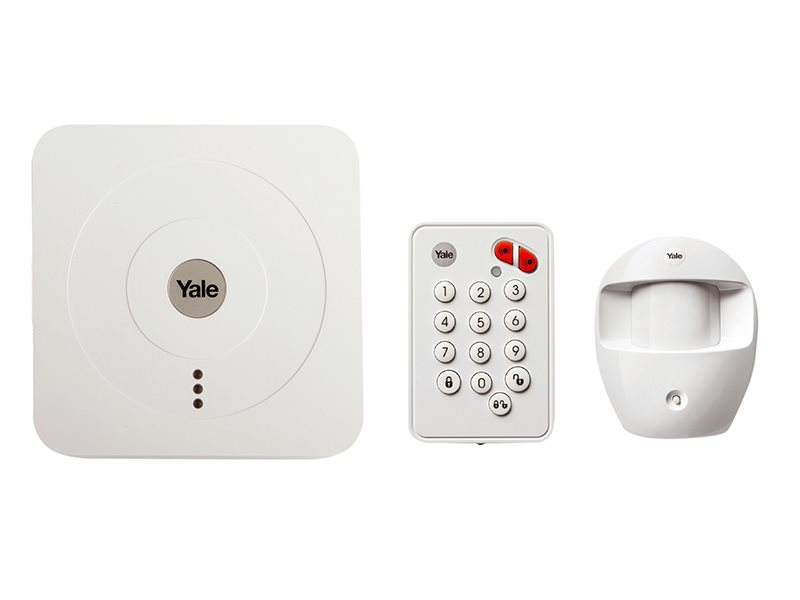 SR-310 Smart Home Alarm Starter Kit