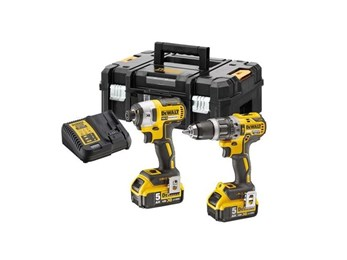 DCK266P2T 18V  Combi & Impact Driver Twin Pack (Clearance)
