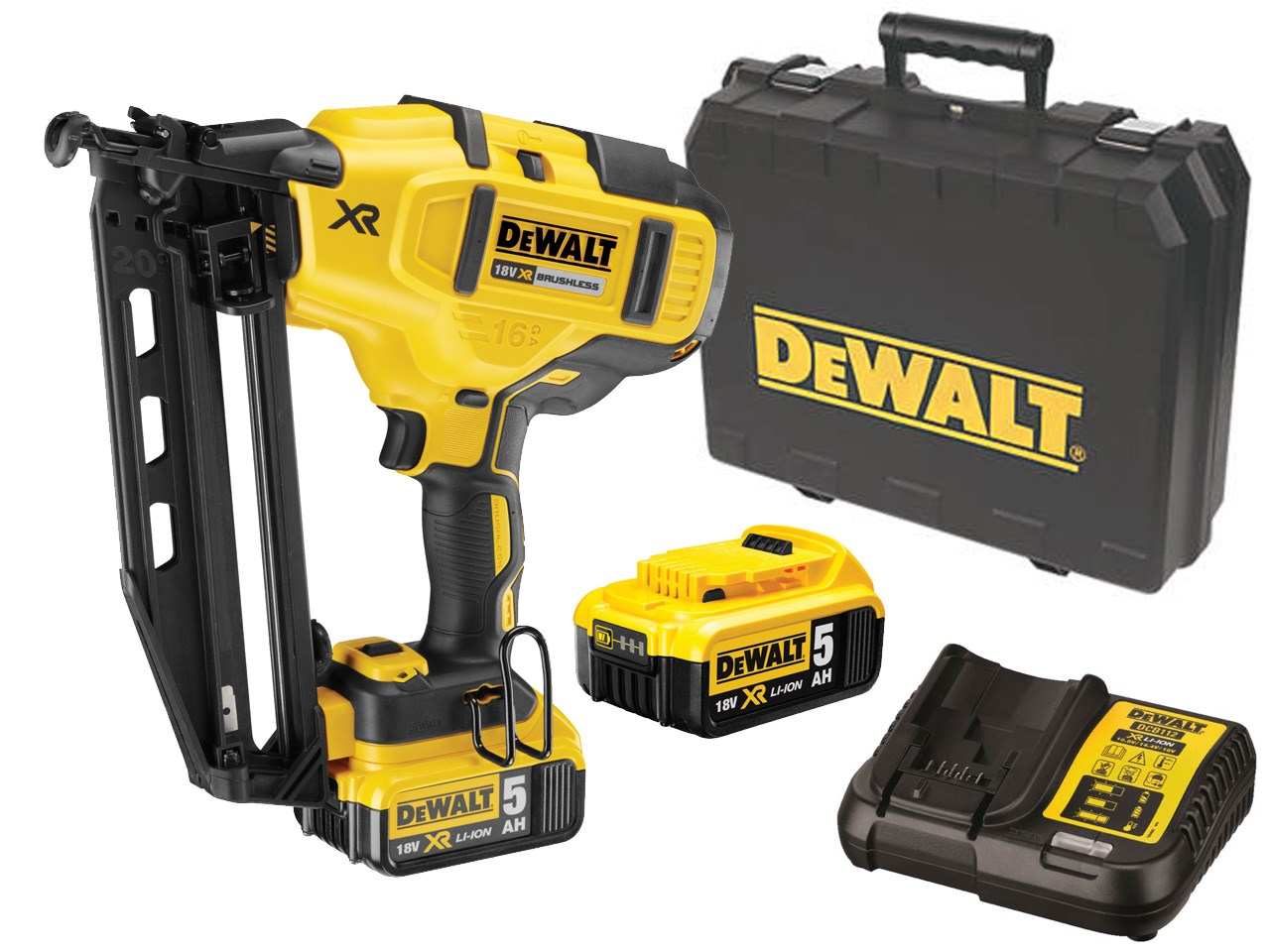 DCN660P2 18V 2ND FIX NAILER (Reconditioned)