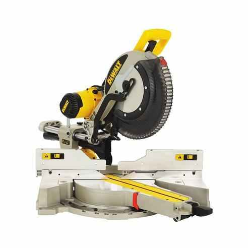 DWS780 Sliding Compound Mitre Saw 110v (Reconditioned)