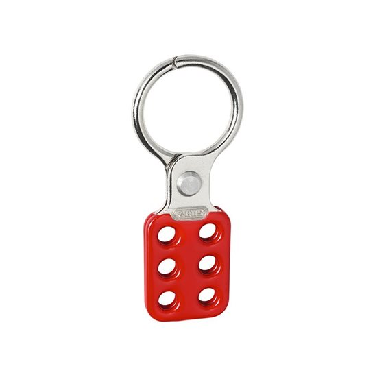 additional image for 752 Aluminium Lockout Hasp Big 38mm (1.5in)