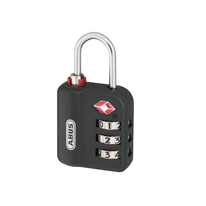 ABUS Mechanical 147 TSA 30mm Combination Luggage Padlock