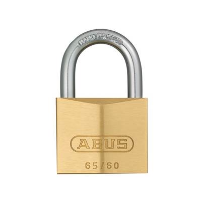 ABUS Mechanical 65 Series Brass Padlock