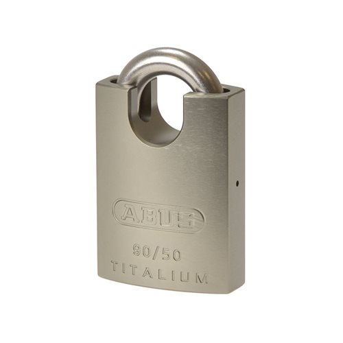ABUS Mechanical 90RK Series TITALIUM™ Padlock