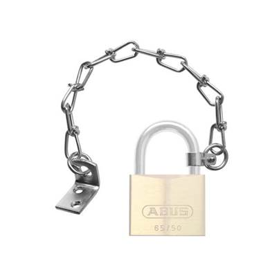 ABUS Mechanical Chain Attachment Set for 30-50mm Padlock