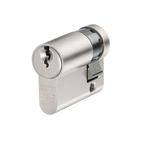 ABUS Mechanical E60NP Euro Profile Half Cylinder