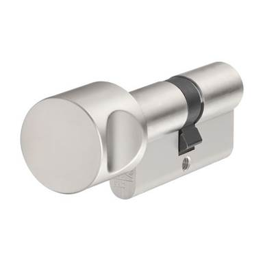 ABUS Mechanical KE60NP Euro Profile Thumbturn Cylinder