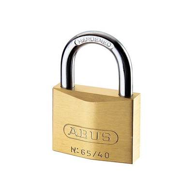 ABUS Mechanical 65 Series Master Keyed Padlock