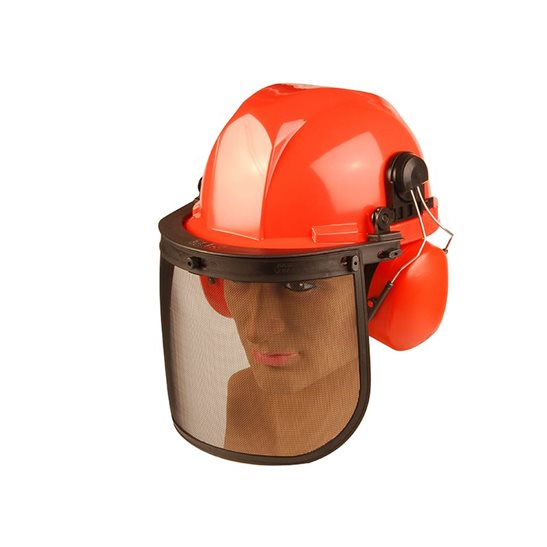 Image for CH011 Chainsaw Safety Helmet