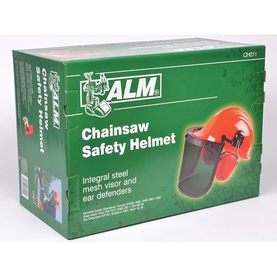 additional image for CH011 Chainsaw Safety Helmet