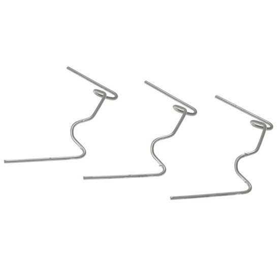 Image for GH001 W Glazing Clips Pack of 50