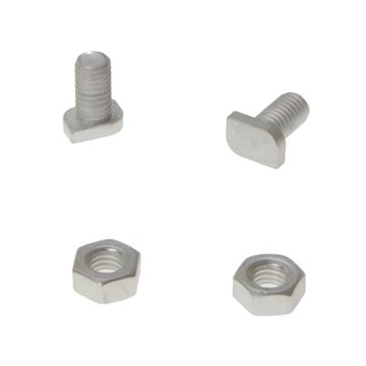 ALM Manufacturing GH003 Cropped Glaze Bolts & Nuts Pack of 20