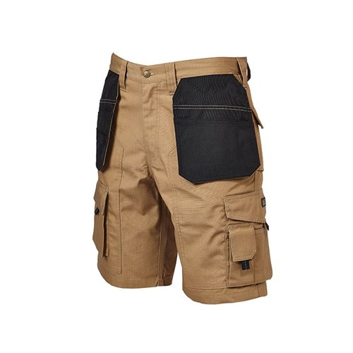 Apache Rip-Stop Holster Shorts, Stone