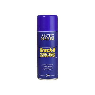 Arctic Hayes Arctic Crack-It Shock Freeze Release Spray 400ml