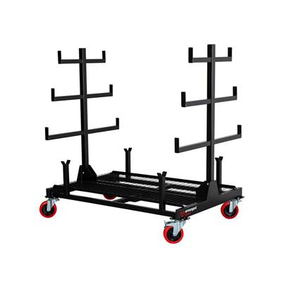 Armorgard PipeRack™ Mobile Pipe Storage Rack