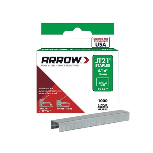 Arrow JT21™ Staples