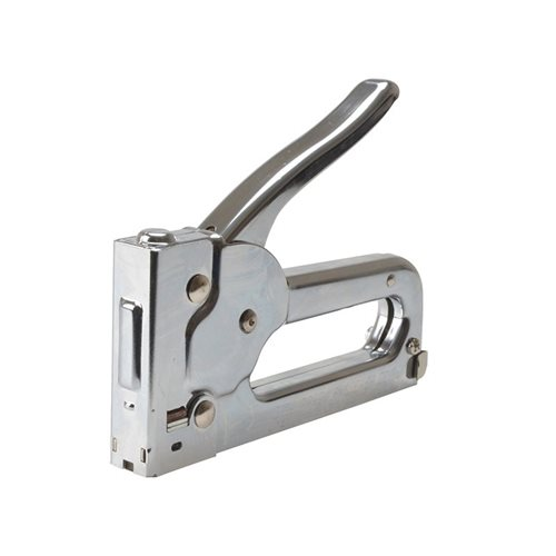 Arrow JT21C Staple Gun Tacker - Chrome