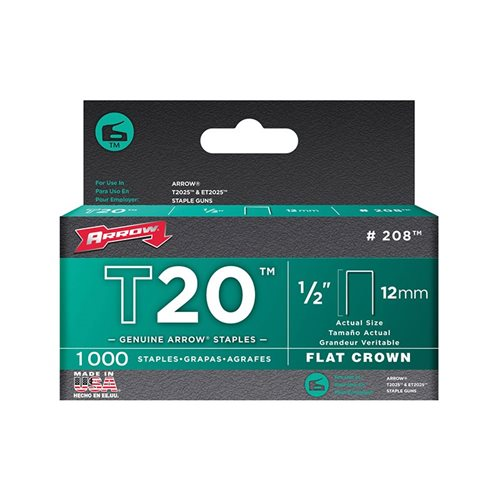 Arrow T20 Staples
