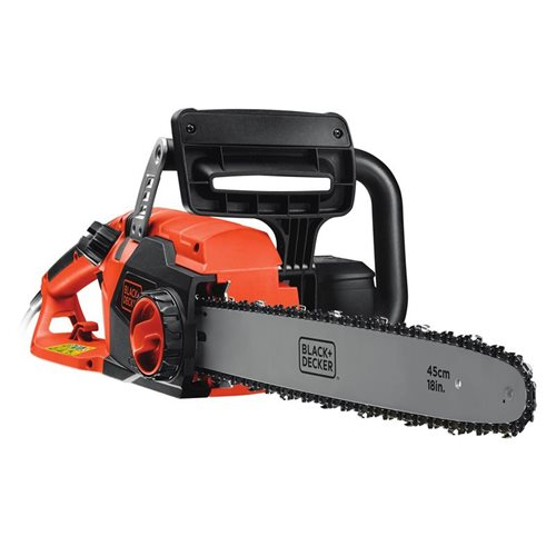 Black & Decker CS2245 Corded Chainsaw 45cm Bar 2200W 240V