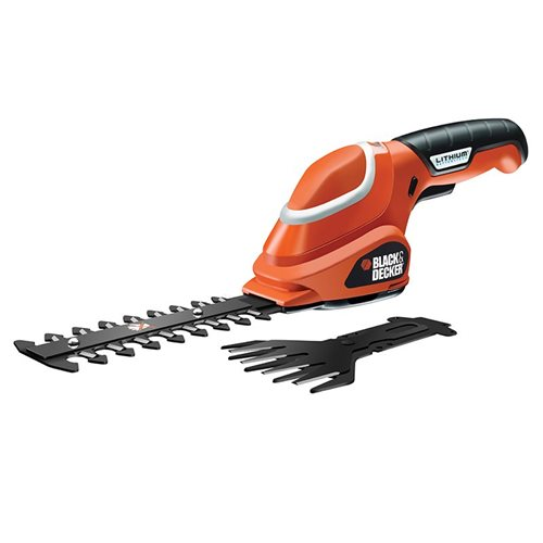 Black & Decker GSL700 Shear Shrubber Kit 7V 1 x 1.2Ah Li-ion