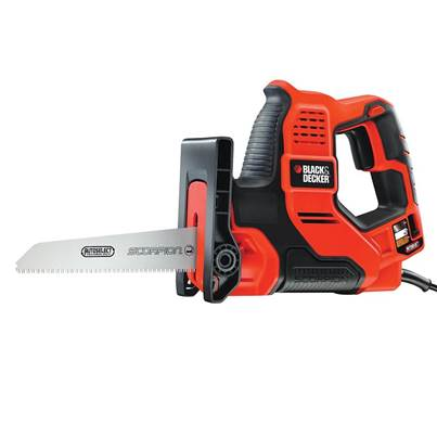Black & Decker RS890K Autoselect Scorpion Saw 500W 240V