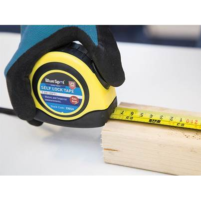 BlueSpot Tools Tape 7.5m (6 Piece Display)