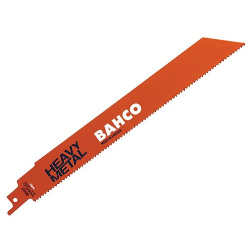 Bahco Heavy Metal Reciprocating Saw Blade