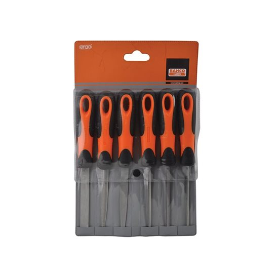 additional image for 1-476 ERGO™ File Set 6 Piece 100mm (4in)