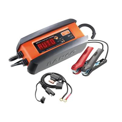 Bahco BBCE12-3 Fully Automatic Battery Charger 3A 12V
