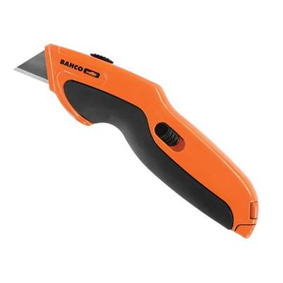 Bahco Better Retractable Utility Knife TPR