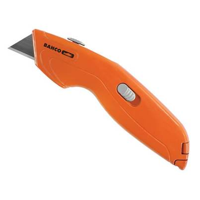 Bahco Good Retractable Utility Knife