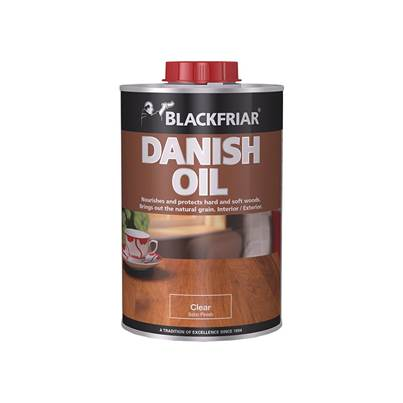 Blackfriar Danish Oil, Clear