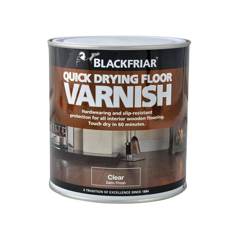 Blackfriar Duratough Floor Varnish Satin 1 Litre