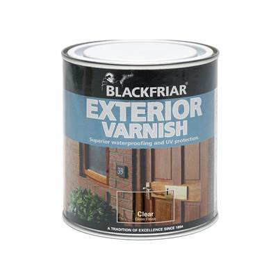 Blackfriar Exterior Varnish