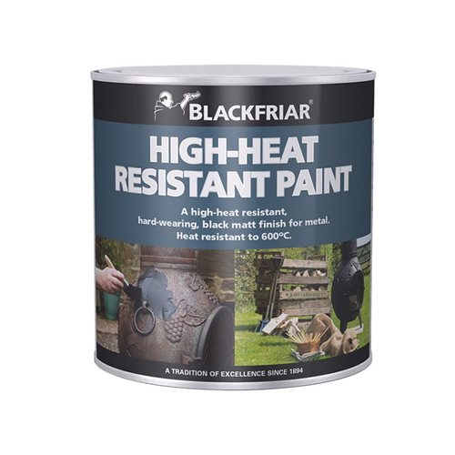 Blackfriar Heat Resistant Paint