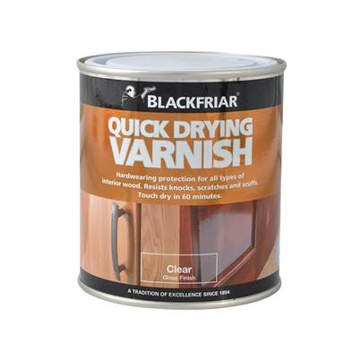 Blackfriar Quick Drying Duratough Interior Varnish