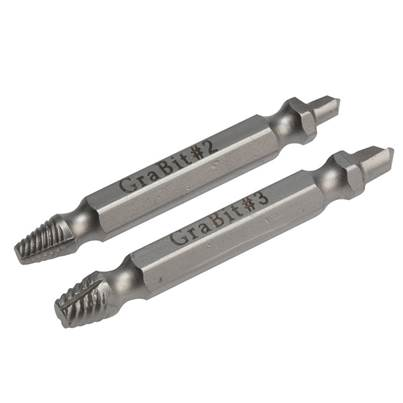 BOA Grabit Screw & Bolt Remover Set 2 Piece