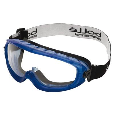 Bolle Safety Atom PLATINUM® Safety Goggles Clear