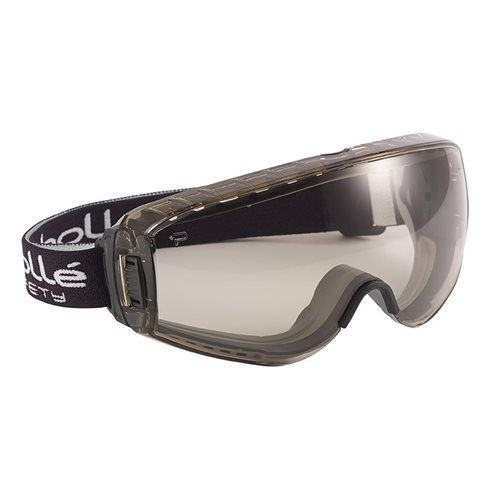 Bolle Safety Pilot Ventilated Safety Goggles