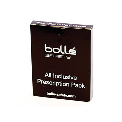Bolle Safety All Inclusive Prescription Pack