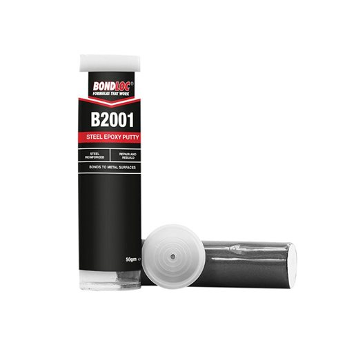 Bondloc B2001 Metal Epoxy Repair Putty 50g