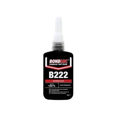 Bondloc B222 Screwlock Low Strength Threadlocker