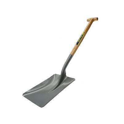 Bulldog Open Socket & Square Shovel