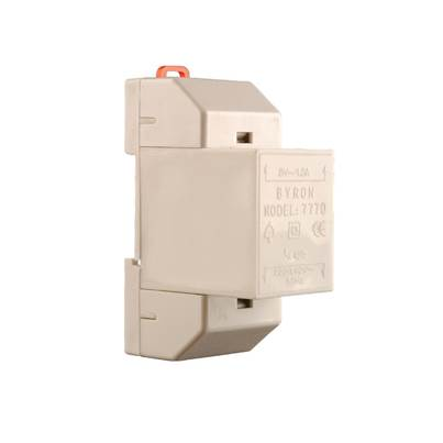 Byron 77 Series Wired Transformer White 8V